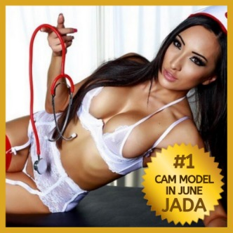 Webcam Chat with Jada